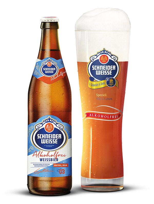 Schneider Weisse | Mein Alkoholfrei